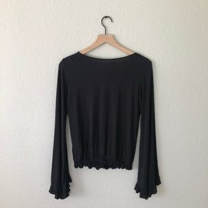 American Eagle Outfitters Tops - American Eagle Soft Sexy T Bell Sleeve
